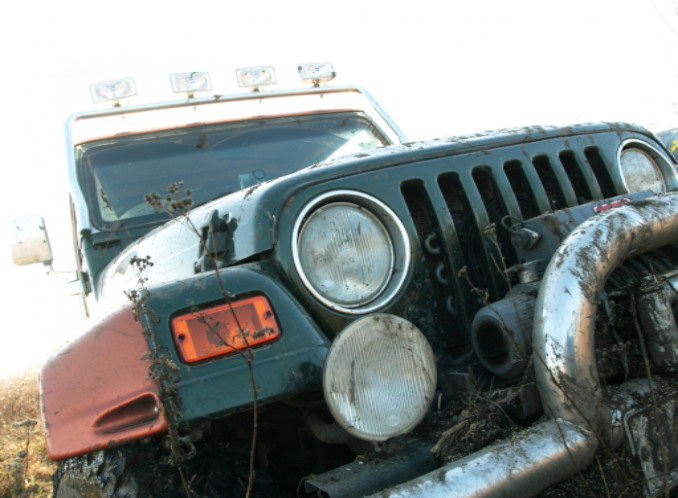 finding a RHD Jeep