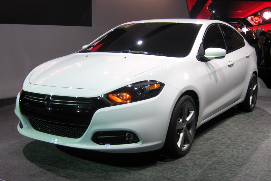 Dodge Drops Dart from Production