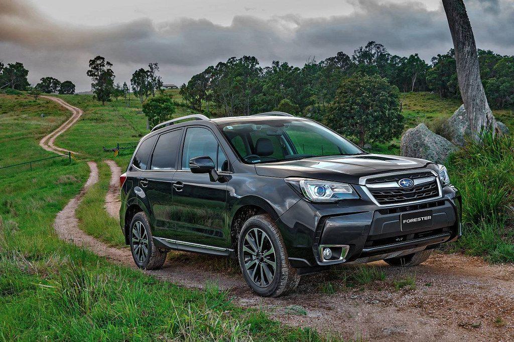 Highlights Of 2017 Subaru Forester