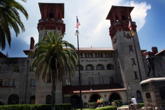 visiting St. Augustine