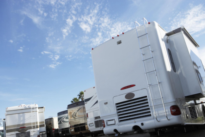 is renting or buying an RV lot the best
